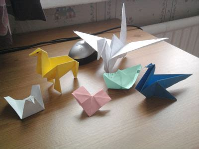 How To Make Paper Key - origami image search results