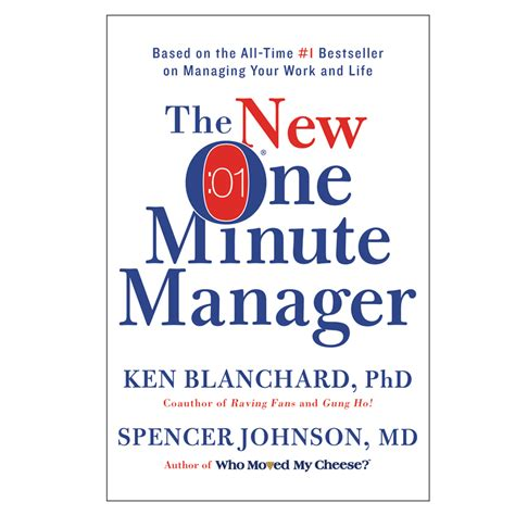 new one minute manager by ken blanchard spencer