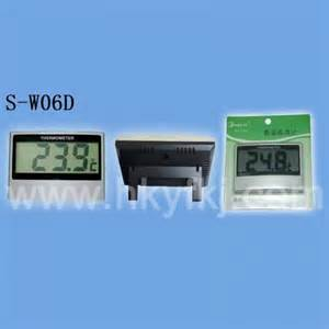 Room Temperature In K by Digital Room Temperature Thermometer S W06d Of Analyzers25