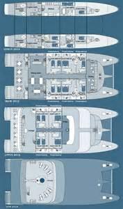 Catamaran Floor Plans Nina Luxury Catamaran The Newest Boat In Galapagos For A