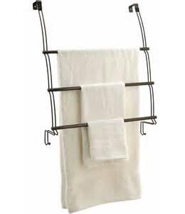 the door towel rack bronze in the door towel racks