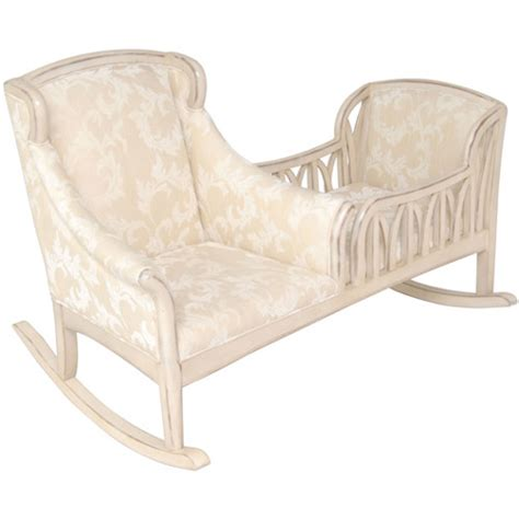 Rocking Chair Crib Combo by Baby Furniture Bedding Cradle Rocker