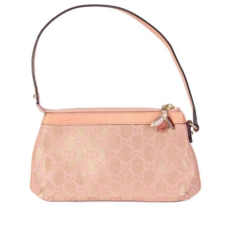 Special Promo Gucci Limited Edition Limited Edition gucci bee monogram pochette limited edition luxity