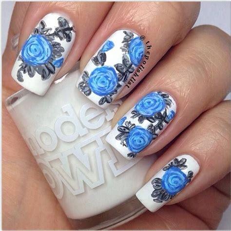 come fare i fiori sulle unghie pi 249 di 25 fantastiche idee su gioielli smalto per unghie