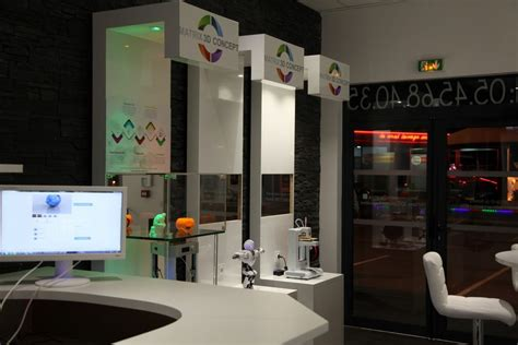 bureau vall馥 clermont dcouvrez matrix 3d concept au salon franchise expo