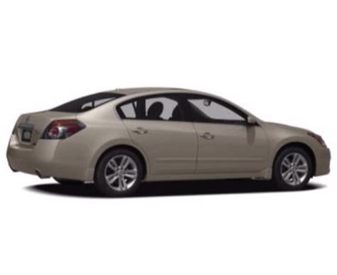 nissan altima coupe weight 2010 nissan altima sr