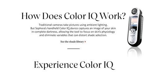 sephora color iq chart color iq sephora hourglass vanish foundation shade match