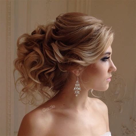 lovely bridal look make up hairstyles web www elstile ru www elstile ha