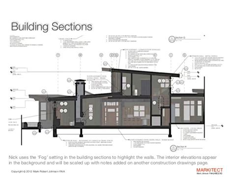 sketchup sections home design in sketchup pro