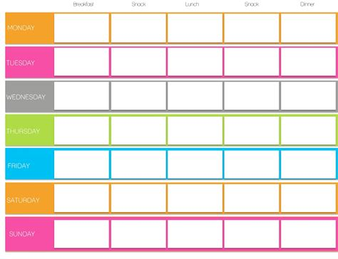 printable workout planner tone it up meg free printables