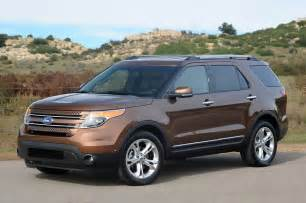 2011 Ford Explorer 2011 Ford Explorer Drive Photo Gallery Autoblog