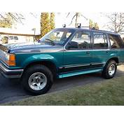 Ford Explorer 40 1992  Auto Images And Specification