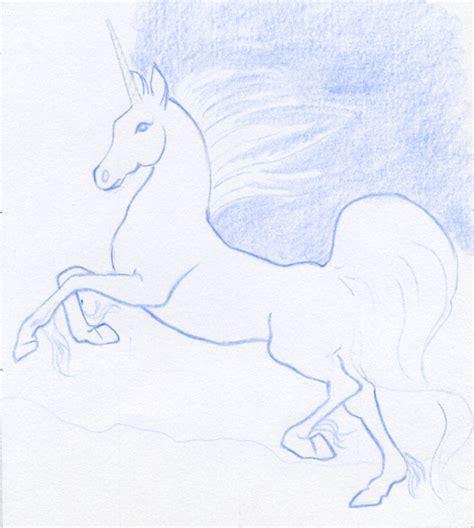 Drawing Unicorns by How To Draw A Unicorn Jus 4 Kidz