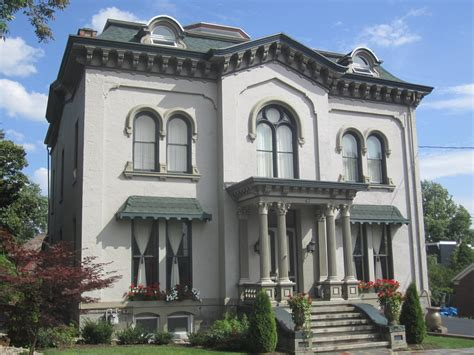 italianate house the picturesque style italianate architecture the john