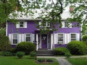 purple home easter parade of homes