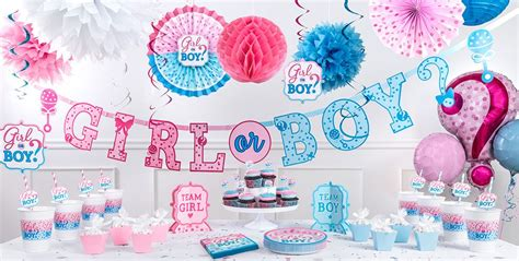 E Gift Card Vendors - throwing a gender reveal party