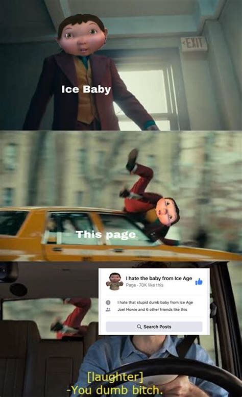ice age baby memes  people hate   derp
