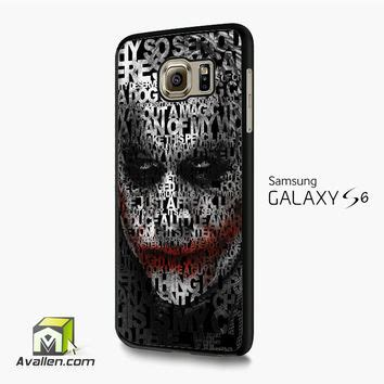 Casing Hp Samsung S6 Edge Batman Custom Hardcase Cover throw patchwork quilt black gray from olivestreetstudio