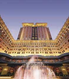 Comfort Luxury The Peninsula Hong Kong A Cut Above The Rest
