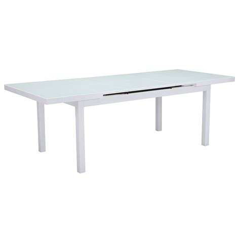 Outdoor Extendable Dining Table Maribella Modern Outdoor Dining Table Eurway Furniture