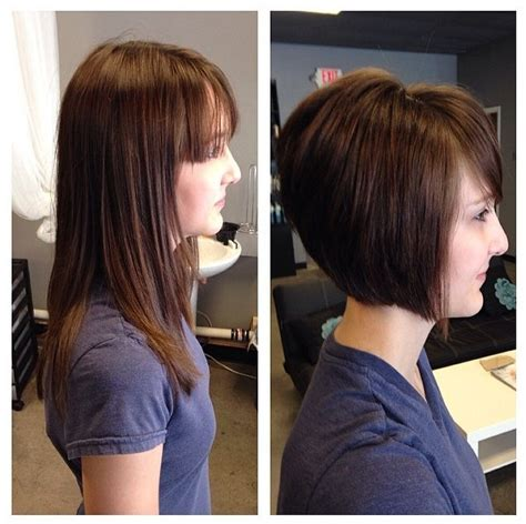 cute graduated bob haircut for girls short hairstyles bob hairstyles for 2015 33 bob cuts that look great on