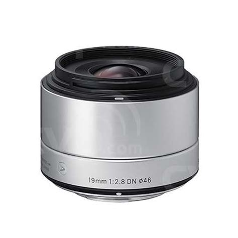 Sigma 19mm F2 8 Dn For Sony Silver buy sigma 19mm f2 8 a series dn lens sony e mount