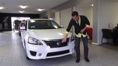 nissan sentra youtube