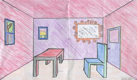 how to draw rooms drawing visual