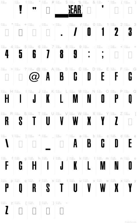 Metal Gear Solid 2 font