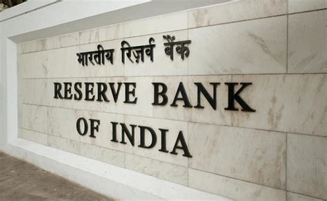rbi bank india rbi approves new method for restructuring stressed loans