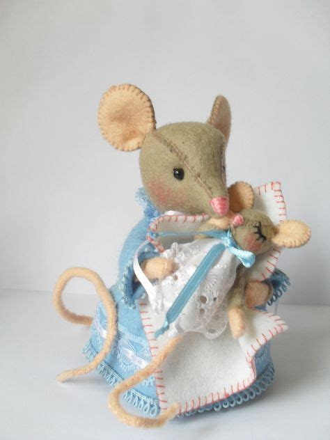 pattern for felt christmas mice ratones mice on pinterest mice marjolein bastin and