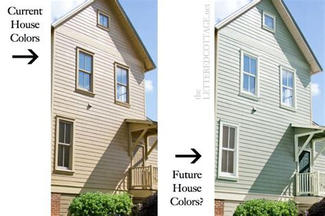 cottage blue paint colors house colors the color is called distant mountain