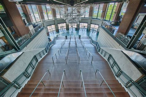 Safeco Field Garage by Safeco Field Tour Visual Adventures
