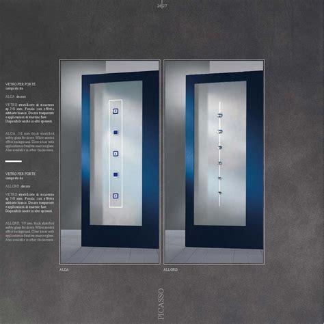 vetri porte vetro per porte decoro aloa e alloro stratificato mdbportas