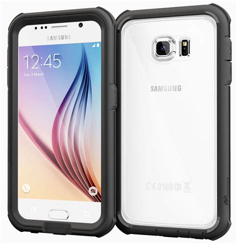 Casing Hp Samsung Galaxy Fit roocase glacier tough slim fit hybrid tpu for