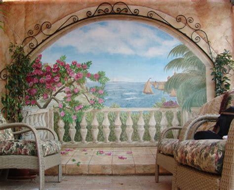 Wall Murals Los Angeles i la designs secco fresco old venice secco fresco