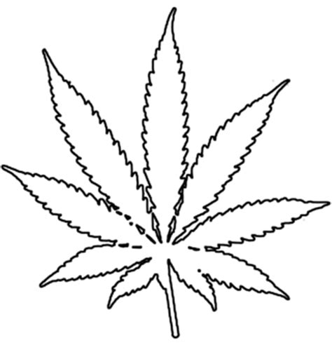 pot leaf template leaf clipart panda free clipart images