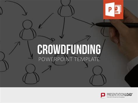 Crowdfunding Ppt Template Crowdfunding Template Free