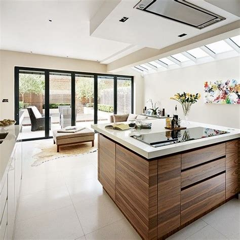 kitchen extensions ideas photos 1000 ideas about walnut kitchen cabinets on