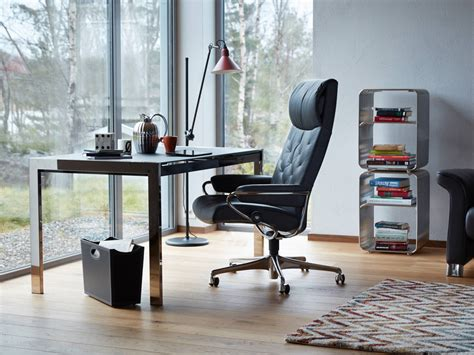 fauteuil de bureau stressless boutique officielle stressless 174 224 stressless