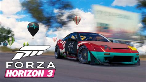 widebody cars forza horizon 3 forza horizon 3 nissan 240sx se best drift car rocket