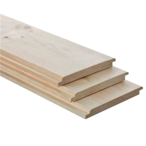 1 in x 8 in x 12 ft shiplap board 418821 the home depot