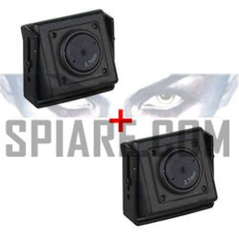 telecamera per interni kit per videosorveglianza con microtelecamere da interno
