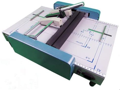 Paper Folding And Stapling Machine - high quality a3 booklet machine paper bookbinding