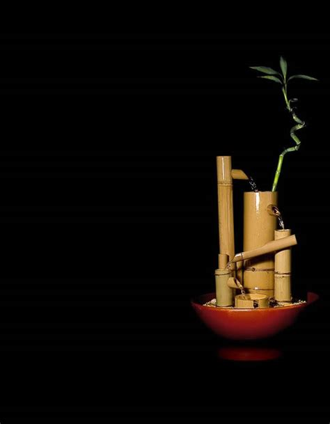 feng shui b ro fantana decorativa monolog model unicat bluconcept