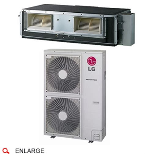 lg lh367hv single zone ducted mini split with inverter
