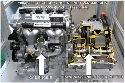 Toyota Prius Transmission 2004 To 2009 Toyota Prius Transmissions Engine Got