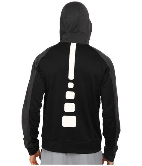 Vest Hoodie Rompi Hoodie Zipper Nike Logo 1 King Clothing nike elite stripe zip performance fleece hoodie in black for lyst