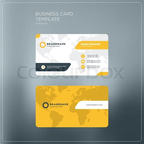 Free Business Card Template Self Print by Corporate Business Card Print Template Personal Visiting