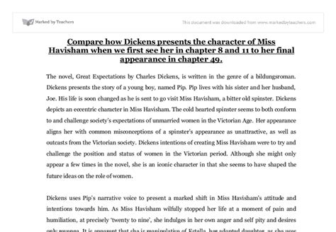 Miss Havisham Essay by 7 Effective Essay Tips About Miss Havisham Essay